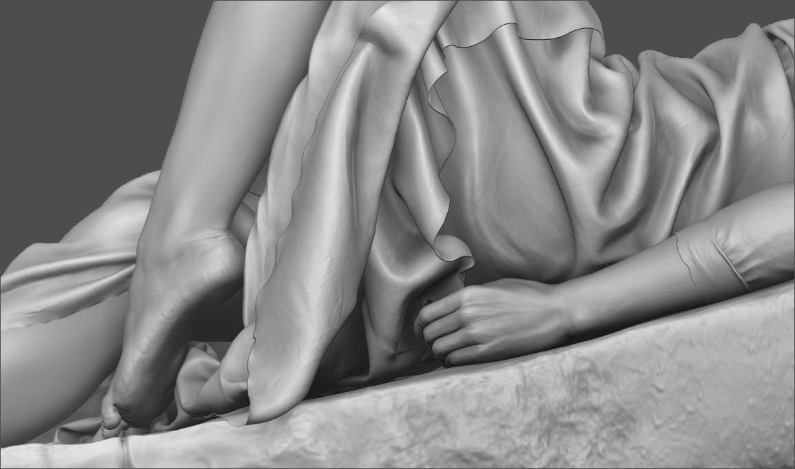3D Visualize Scene - multiple Award winner ARTwork - Eleanor هیت لند | HiT Land