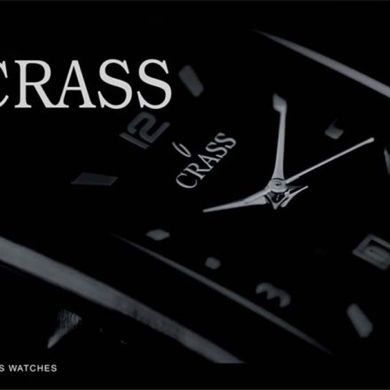 3D Visualize + Graphic Design - Crass watch هیت لند | HiT Land