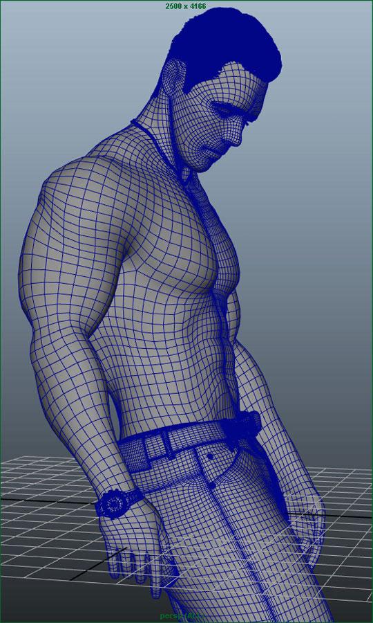 3D Visualize character - multiple Award winner ARTwork - My Coach هیت لند | HiT Land